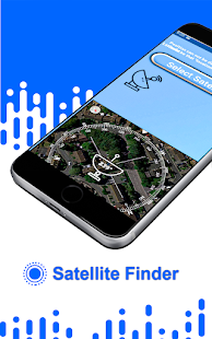 Satellite Director: 360 Satellite Dish Finder Screenshot