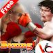 の3Dボクシングゲーム