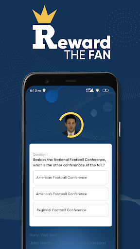 Reward The Fan Trivia screenshots 3