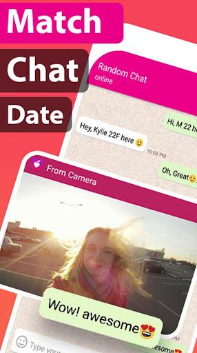 Random Chat, Stranger Chat – Kwee