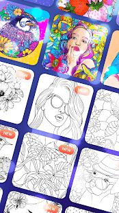 Magic Paint - Color by number & Pixel Art 0.9.24 screenshots 3