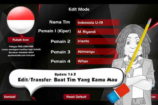 Liga Indonesia 2021 u26bdufe0f AFF Cup Football  screenshots 20