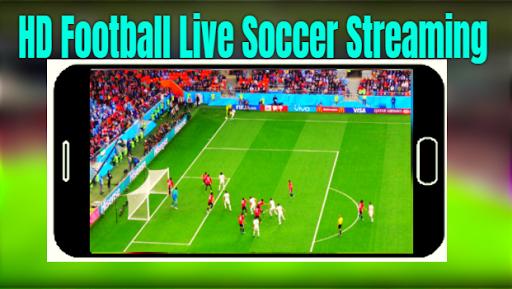 HD Football Live Soccer Streaming TV Lite 1.1 Screenshots 4