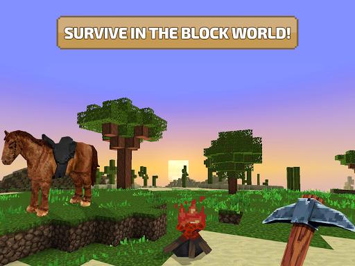 Craft World 3D: Free Block Craft Mini World games! 0.9.6 screenshots 6