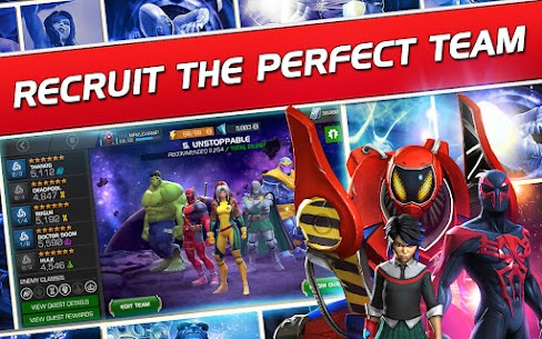Marvel Contest of Champions MOD APK 32.1.1 (Frozen Enemy, Unlimited Skills) 13