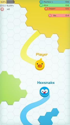 Hexsnake io  screenshots 1