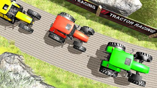 Tractor Racing Simulator Free Racing Game 2020 apkmartins screenshots 1