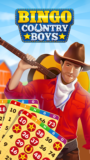 Bingo Country Boys: Best Free Bingo Games modiapk screenshots 1