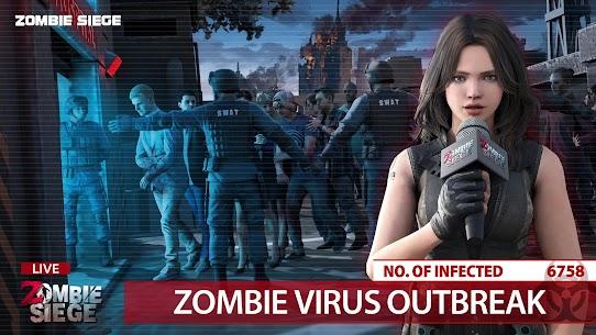 Zombie Siege: Last Civilization For Pc – Free Download (Windows 7, 8, 10) 1