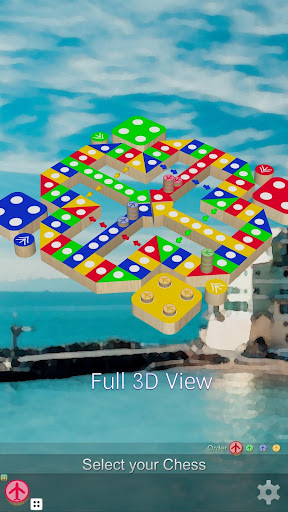 Aeroplane Chess 3D - Network 3D Ludo Game 6.00 screenshots 2