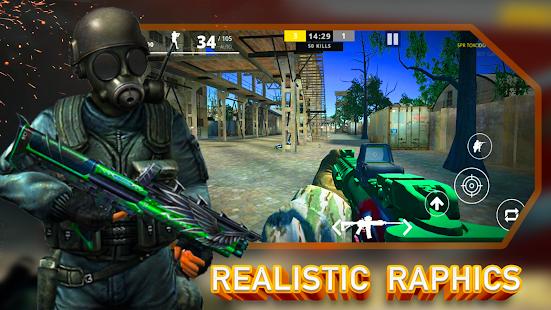 Call Of Striker Zone :Critical Ops Multiplayer 1.68 screenshots 1