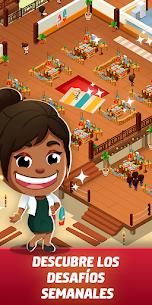 Idle Restaurant Tycoon – Empire de la Cocina 4
