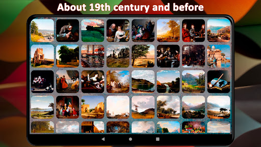 19th Century Paintings Switch Puzzle  screenshots 17