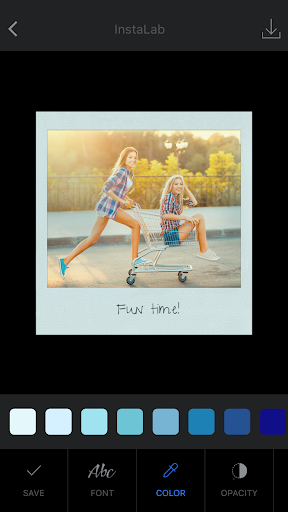 InstaLab – The Instant  Photo Editor