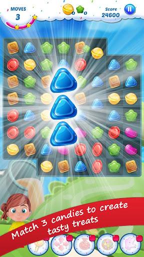 Gummy Candy - Match 3 Game 1.8 screenshots 1