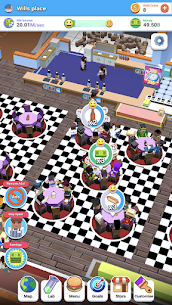 Idle Diner! Tap Tycoon Mod Apk (Unlimited Money) 7