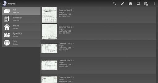 Mobile Doc Scanner (MDScan) Lite screenshots 8
