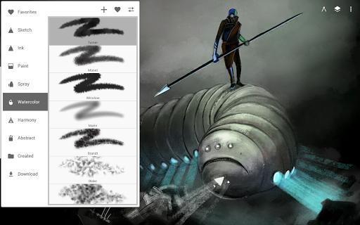 Infinite Painter 6.5 Screenshots 8