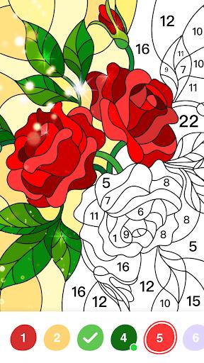 No.Paint - Relaxing Coloring games 2.2.3 screenshots 3