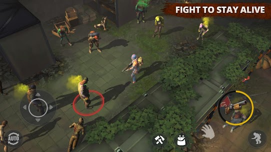 Days After: Zombie Games. Killing, Shooting Zombie 7.2.3 3