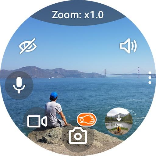 Camera One for Samsung Watch 126 screenshots 1