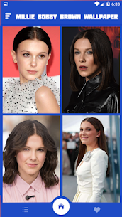 Millie Bobby Brown HD Wallpapers 2020 2.1 Mod + APK + Data [UPDATED] 1