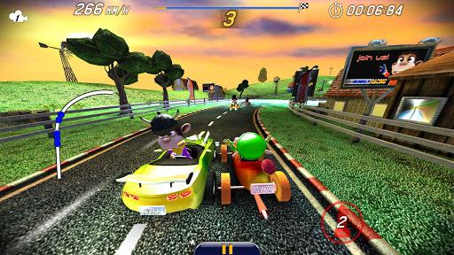 Monkey Racing Free 1.0 screenshots 5