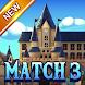 ジュエル・ロイヤル・キャッスル: Match3 puzzle - Androidアプリ