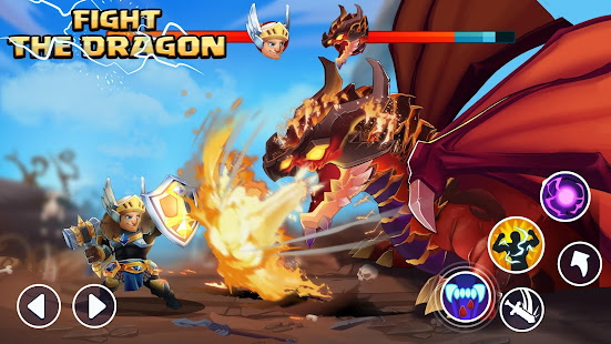 Mod Game Tiny Gladiators 2: Heroes Duels - RPG Battle Arena for Android