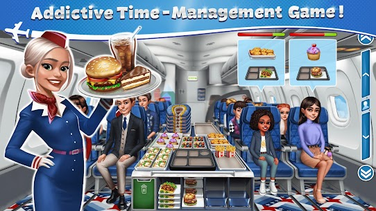 Airplane Chefs For Android (MOD, Unlimited Money) 1