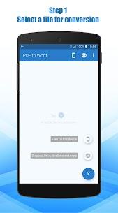 PDF to Word Converter 2