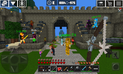 Multicraft: Block Craft Mini World 3D 2.15.1 screenshots 7