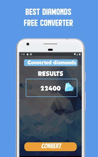 FF Blue   Free Diamonds Calculator dual function apktram screenshots 3