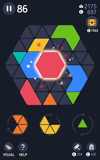 Make Hexa Puzzle 21.0222.09 screenshots 2
