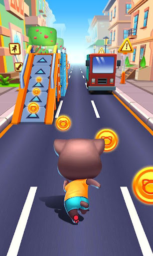 Télécharger Cat Runner: Decorate Home APK MOD (Astuce) screenshots 1