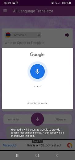 All Language Translator apktram screenshots 16