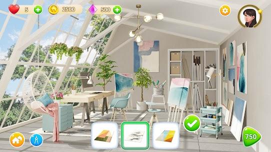 Homecraft Mod Apk – Home Design Game (Unlimited Gold Coins) 1