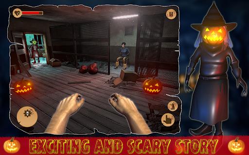 Scary Granny Halloween Mod: Home Escape Neighbor 1.1 screenshots 2
