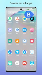 Perfect Note10 Launcher for Galaxy Note,Galaxy S A 4.1 APK + MOD (Unlocked) 3