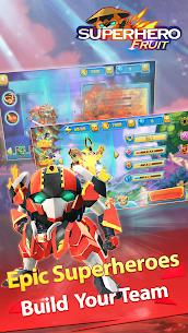 Download Superhero Fruit Apk : Robot Wars – Future Battles v3.3 (Mod – free shopping) 5