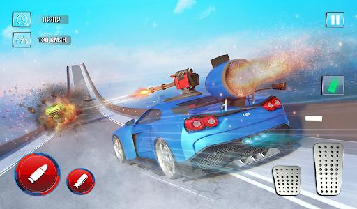 Jet Car Stunts Racing Car Game 3.6 screenshots 8