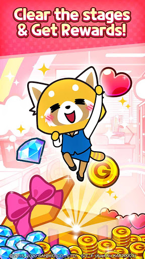 Aggretsuko : the short timer strikes back 1.9.2 screenshots 17