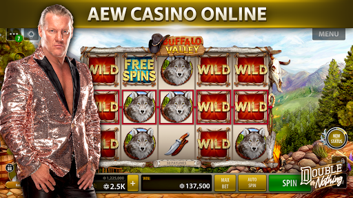 AEW Casino: Double or Nothing  screenshots 1