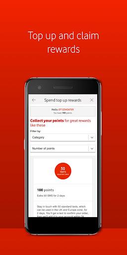 My Vodafone android2mod screenshots 7