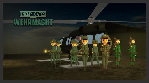 Enemy Gates Stealth War screenshots 1