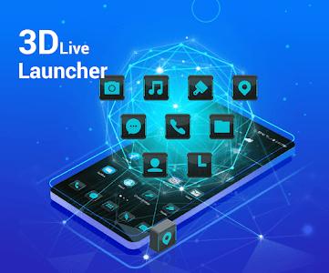 3D Launcher - Your Perfect 3D Live Launcher 5.2.1 (Premium)