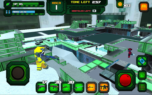 Rescue Robots Sniper Survival 1.101 screenshots 19