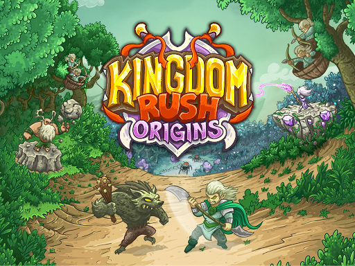 Kingdom Rush Origins - Tower Defense Game 4.2.33 screenshots 7