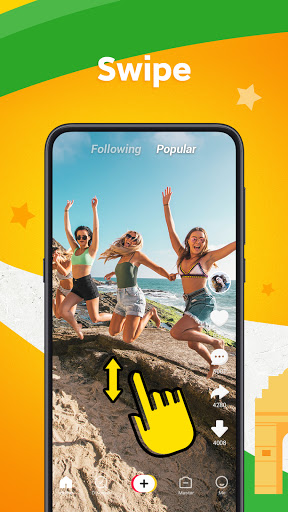 Zili - Short Video App for India | Funny android2mod screenshots 7