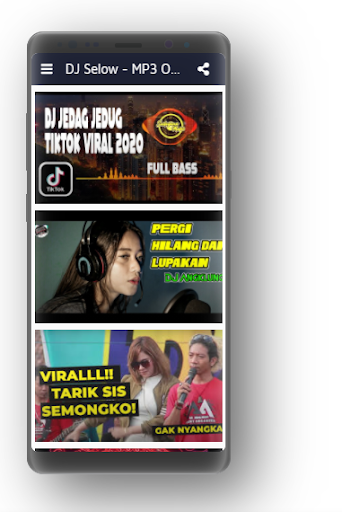 DJ Selow - MP3 Offline 1.0 screenshots 1